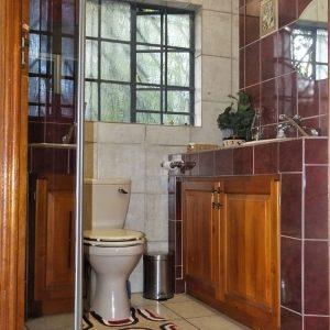 Family room ensuite 2 bathroom